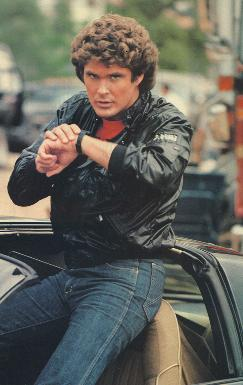 Knight Rider... I took it seriously, didn't we all?!?