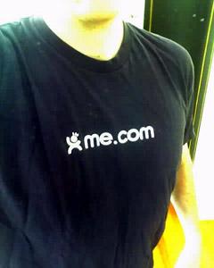 me.com shirt